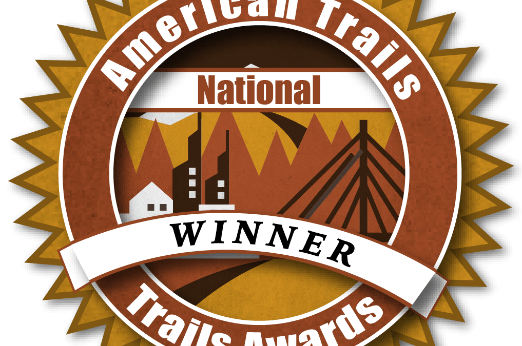 ACE receives American Trails Award!