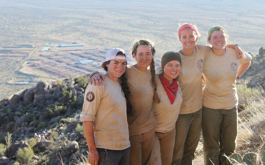 ACE in Huffington Post – Engaging Women in Conservation by The Corps Network